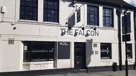 Mystery surrounds the closure of the Falcon in Ipswich, previously known as Bowmans Picture: ARCHANT