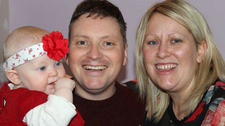 Tributes have been paid to Arabella Scannell, who has lost her battle with cancer. Here she is pictu