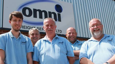 Omni Freight Services of Martlesham is launching a regualr service for customers to Libya, via Malta