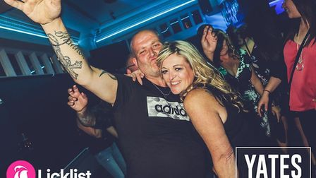 Were you pictured partying in Yates on Saturday? Picture: LICKLIST