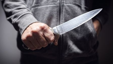 Suffolk County Council said the results raised concerns against a backdrop of knife crime in the UK