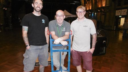 The Ipswich Beer Festival returns to Ipswich Corn Exchange, in King Street, from Thursday September