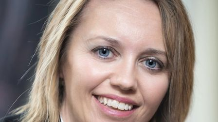 Vanessa Bell, head of employment law at Ipswich's Prettys law firm. Photo: Prettys/Stillview.