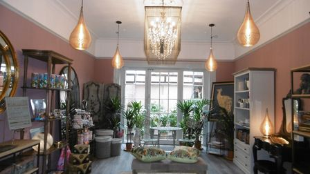 A first look inside Revival 33, the new gifts, homes and furnishing stotre in St Peter's Street, Ips