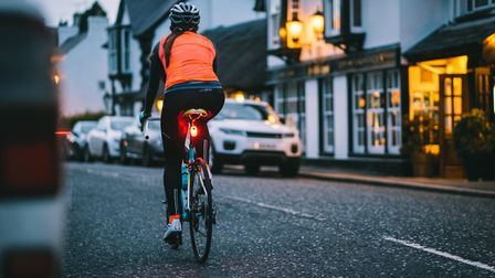 See.Sense smart cycle lights use sensors to record road conditiosn and traffic hot-spots Picture: