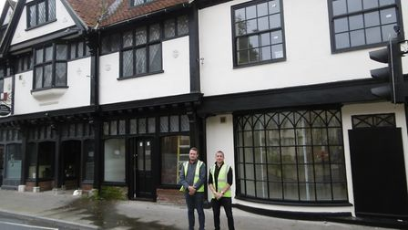 The former Dolce Vita nightclub in Ipswich has been converted into town centre homes. Developer Joe