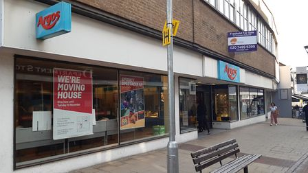 Argos, in Carr Street, Ipswich, is relocating. photo: Archant.