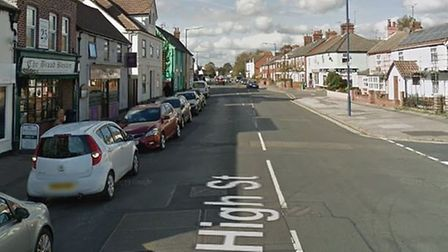 Residents have complained of a chemical smell so strong in Walton it made them feel sick Picture: GO