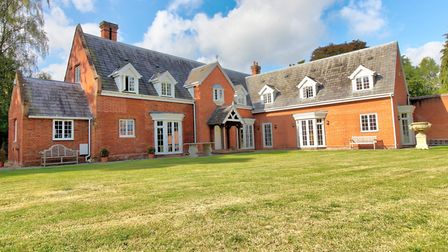 Kings Park House on Felixstowe Road, Ipswich is on the market for £1,150,000 and is an old Victorian