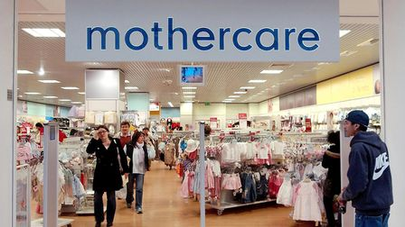 Mothercare has called in the administrators Picture: PA/PA WIRE