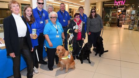 Sailmakers Shopping Centre in Ipswich holds regular 'quiet days' for disabled people. Picture: Warre