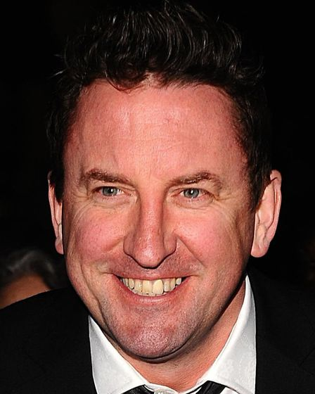 Lee Mack is one of the comedians performing at the show. Picture: IAN WEST/PA