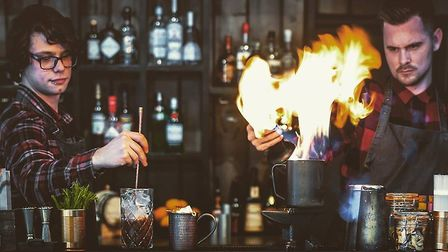 The Forge Kitchen won favourite restaurant in Ipswich. Picture: THE FORGE KITCHEN