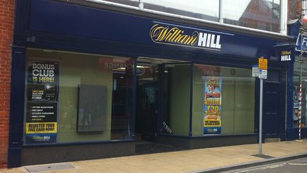 William Hill in Upper Brook Street. Picture: ARCHANT