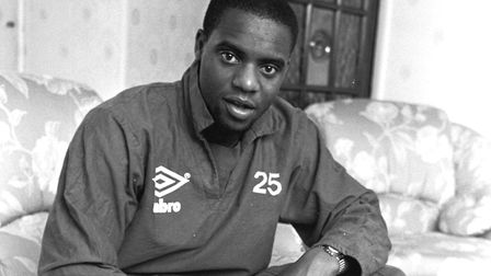 Dalian Atkinson, who died in 2016 after receiving a taser shock Picture: OWEN HINES