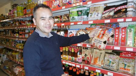 Ipswich businessman Ken To has opened a Chinese and Asian convenience store in Carr Street, Ipswich.