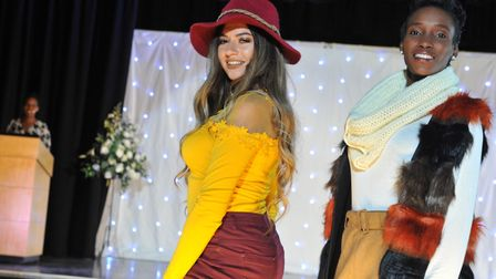 Kesgrave Catwalk 2019 in partnership with Pam Davis from Fashion Candy Style. Picture: Picture: LUCY
