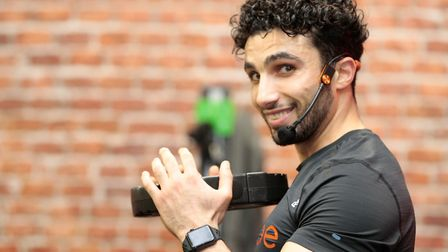 Re-Shape, personal trainer Loai Mahmoud, in Ipswich Short-listed business in the Suffolk BME