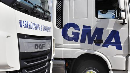 GMA Warehousing says it has grown considerably in that last 12 months Picture: PAT STOCKLEY/GMA WAR
