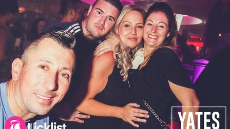 Were you partying in Yates Ipswich on October 19th? Picture: LICKLIST