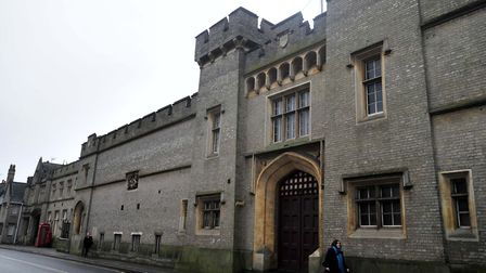 The former County Hall in Ipswich is being eyed for flats. Picture: LUCY TAYLOR