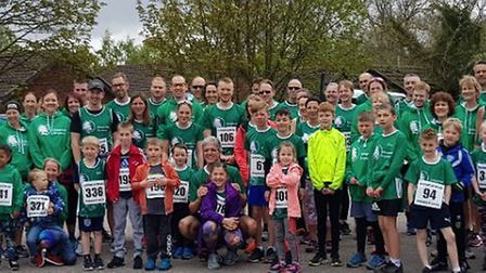 The Kesgrave Kruisers are a running club for everyone of any ability and are thrilled to be part of