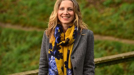 Dr Hazel Harrison will lead the talk at Kesgrave High School. Picture: SARAH LUCY BROWN