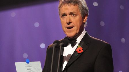 Griff Rhys Jones at the National Television Awards. Picture: IAN WEST/PA
