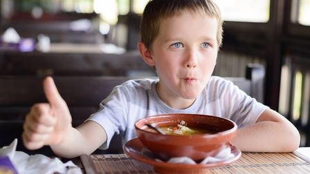 Special offers for kids' meals are available over half term. Picture: GETTY/ISTOCKPHOTO