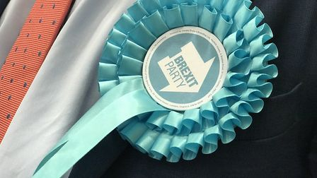 Will the Brexit Party change anything in this year's general election in East Anglia? Picture: NEIL