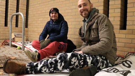 The 2019 Ipswich Sleep Out, organised by the Benjamin Foundation, will raise awareness of the proble