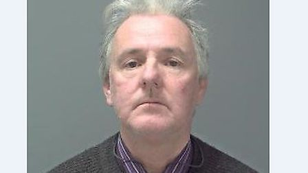Robert Kensit, who was jailed for two years at Ipswich Crown Court Picture: SUFFOLK CONSTABULARY