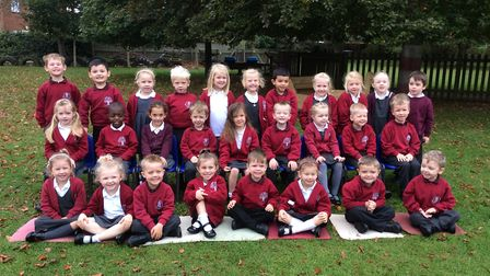 A sneak look at the first class Ipswich pictures 2019 - Heath Primary School Picture: CONTRIBUTED