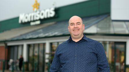 Morrisons in Ipswich have put in plans for a new garden centre. Picture: SARAH LUCY BROWN