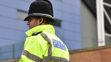 Mohammed Chowdhury and Rhokib Miah, of Ipswich, are to face trial for alleged assaults against polic