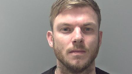 David Sheldrake was jailed for 16 weeks after peading guilty to driving while disqualified for the t
