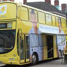The Marie Curie support bus will be in Ipswich