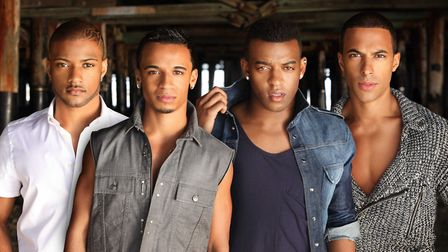 Could Ipswich's Chantry Park have another summer concert in 2020? Hopefully JLS could echo Ed Sheera