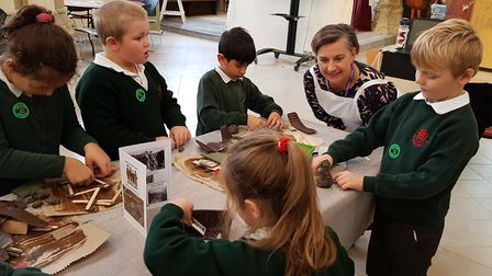 The project is funded by the National Lottery Heritage Fund Picture: RACHEL EDGE