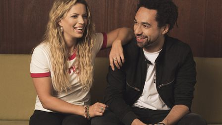 The Shires who will be playing a concert at Ipswich Regent in May 2020 Photo: Pip for BMG UK