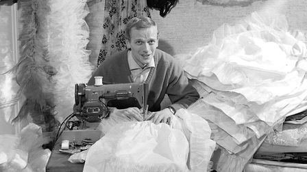 Dennis Lowe was an actor, singer, dancer, writer, director... and even made lovely costumes for thea