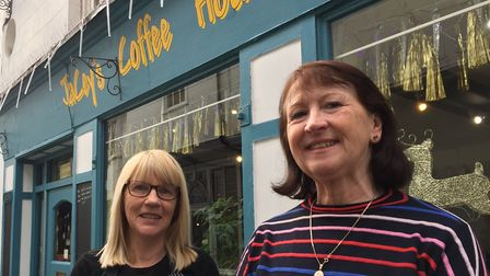 JaCey's Coffee House in Ipswich is celebrating its 20th anniversary. Picture: ANDREW PAPWORTH