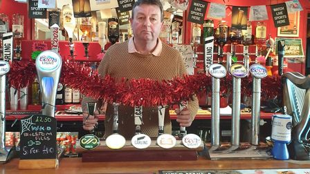 Earl Kitchener landlord Steve Wardley said he is upset to close the business but has no other choice