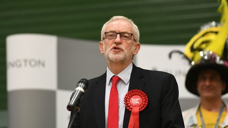 Ipswich Borough Council leader David Ellesmere said many people did not vote Labour because of Jerem