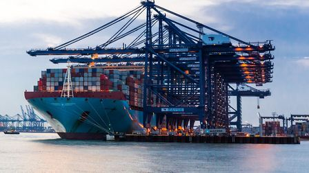 Strike action by Port of Felixstowe engineering workers planned for December 27 and 28 has been aver