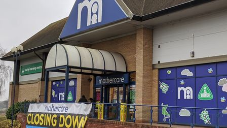 Mothercare went in to administration in November 2019 Picture: ARCHANT
