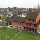 The Hadleigh Town Hall and Guildhall complex: A woman told author she believed shed seen a ghost th