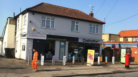 The former Tesco store reopened as a Costcutter last year, but without post office services Picture