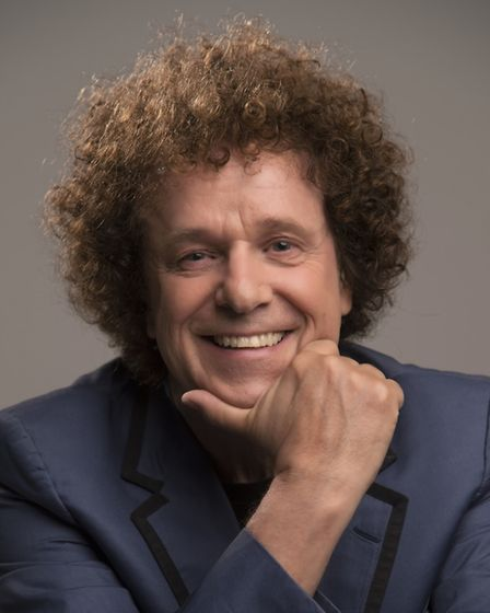 Leo sayer who is joining Jools Holland and his Rhythm and Blues Orchestra at the Ipswich Regent in N