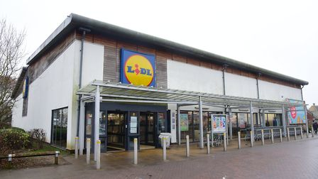 Is Ravenswood Lidl planning to move across Nacton Road to Futura Park? Picture: CHARLOTTE BOND